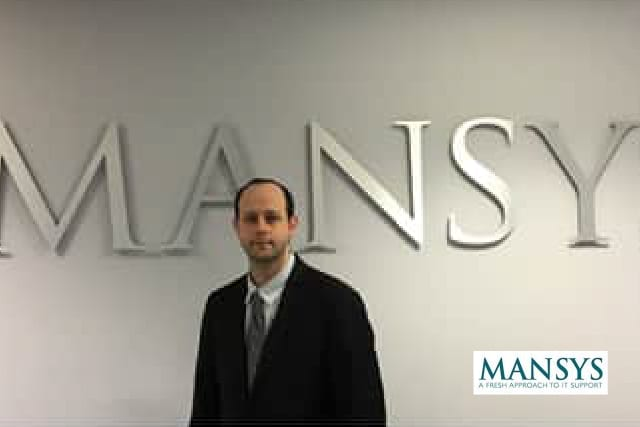 Mansys welcomes a new team member to strengthen its infrastructure department.