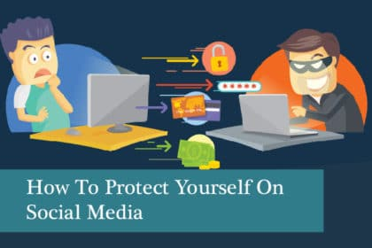 How do I protect myself on social media?
