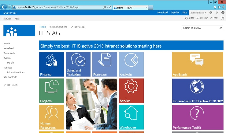 Mansys – Microsoft Sharepoint Support West Yorkshire