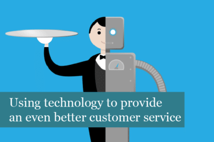 Using Technology To Deliver A Great Customer Service
