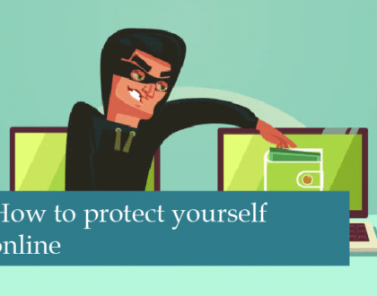 How to protect yourself online