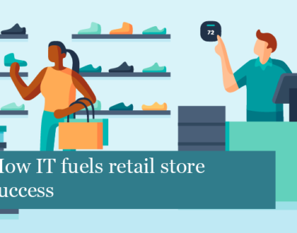 How IT fuels retail store success