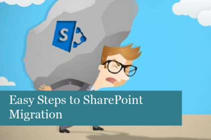 Easy Steps to SharePoint Migration