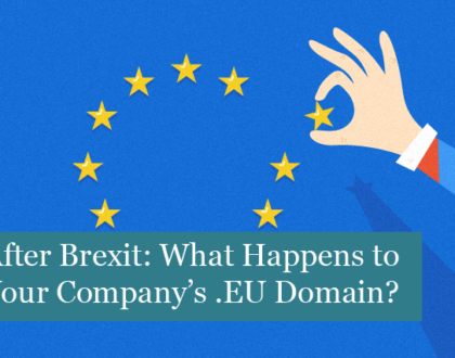 After Brexit: What Happens to Your Company's .EU Domain?