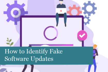 How to Identify Fake Software Updates